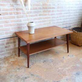Vintage jaren 60 salontafel