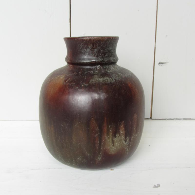 Vintage vaas jaren 70