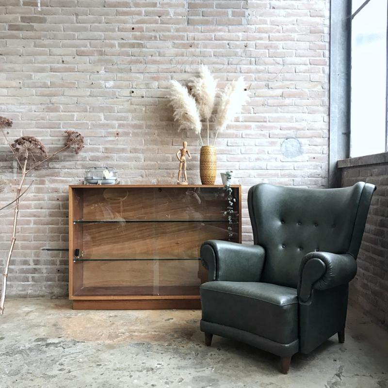 Vitrinekast Voor Winkel.Vintage Vitrinekast Winkel Kasten Meutt Vintage