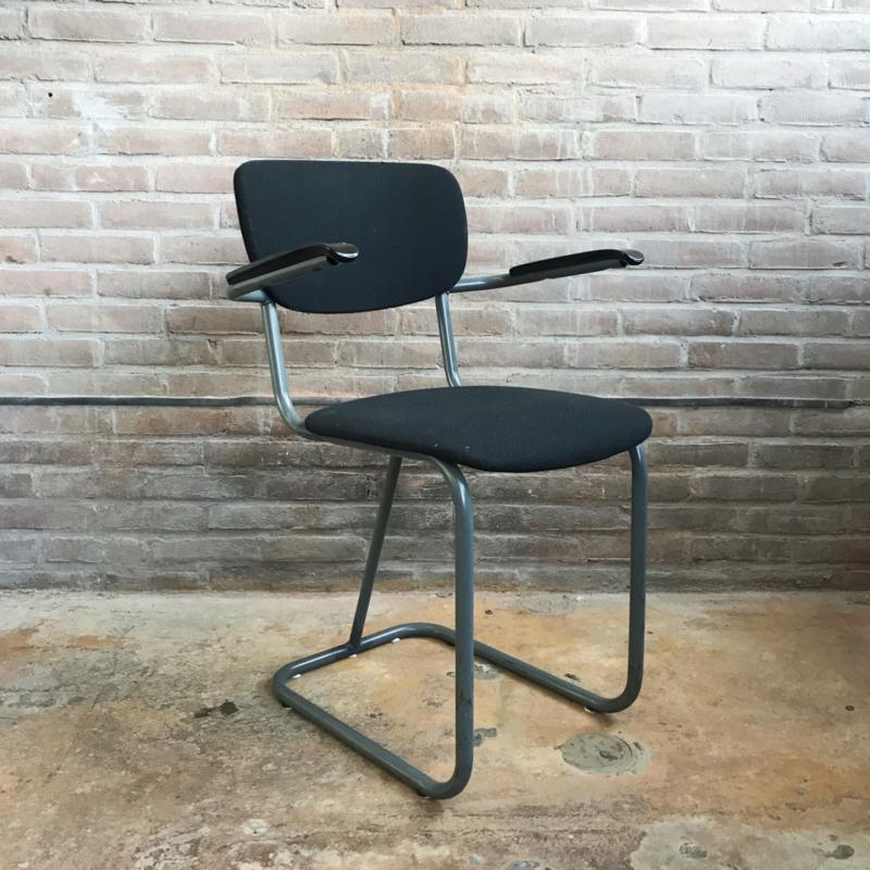 vintage buisframe stoel