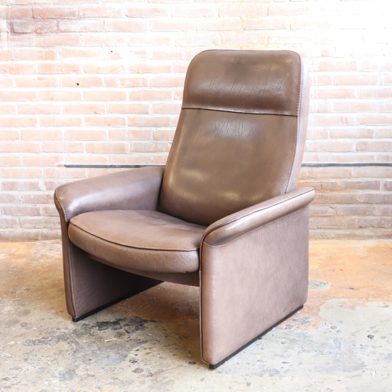 Set 2 De Sede relax fauteuils