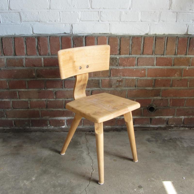 Uitgelezene vintage peuter stoeltje | kinderkamer | Meutt vintage & interior AY-94