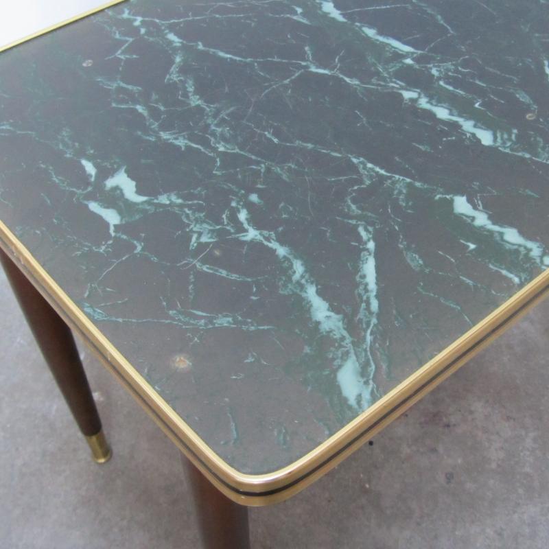 Tafel Van Marmer.Vintage Bijzet Tafel Marmer Verkocht Meutt Vintage Interior