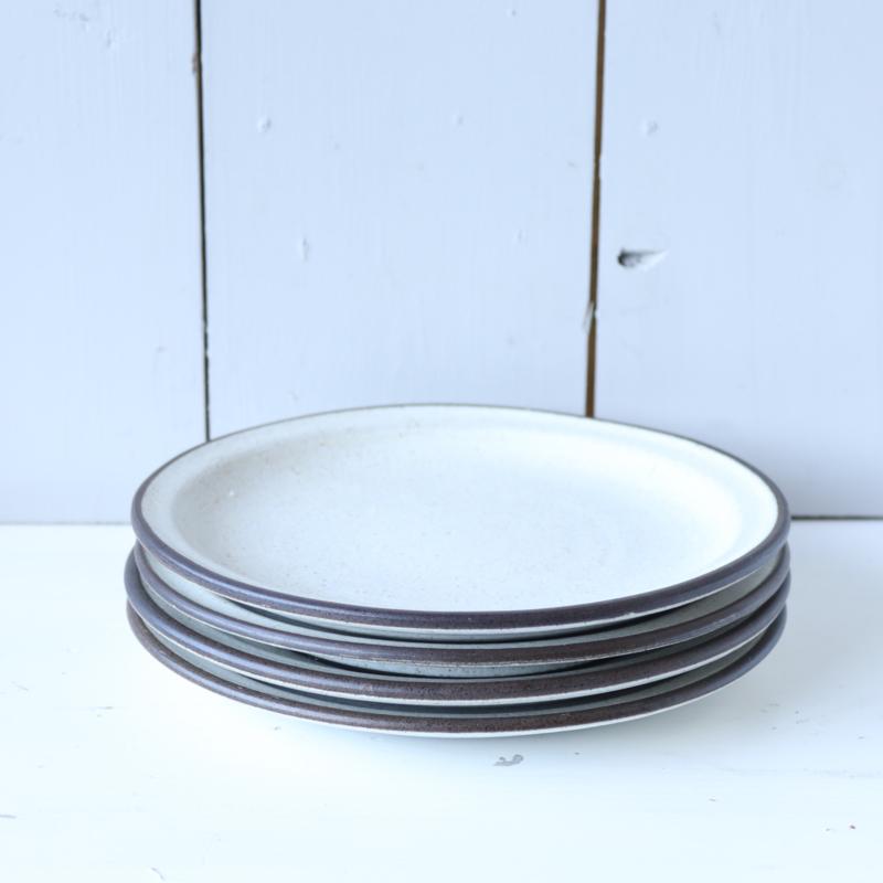 Vintage jaren 70 servies dinerborden zaalberg