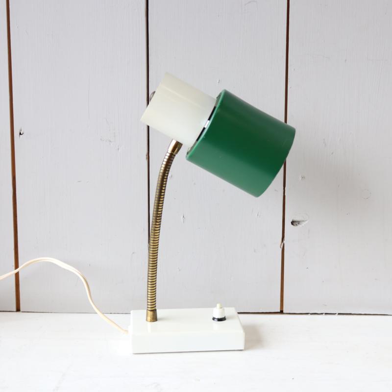 Vintage Hala Zeist  lamp