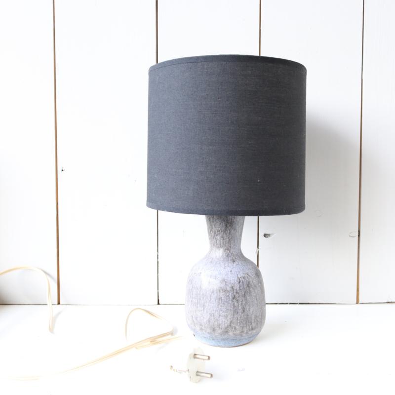Vintage tafellamp keramiek