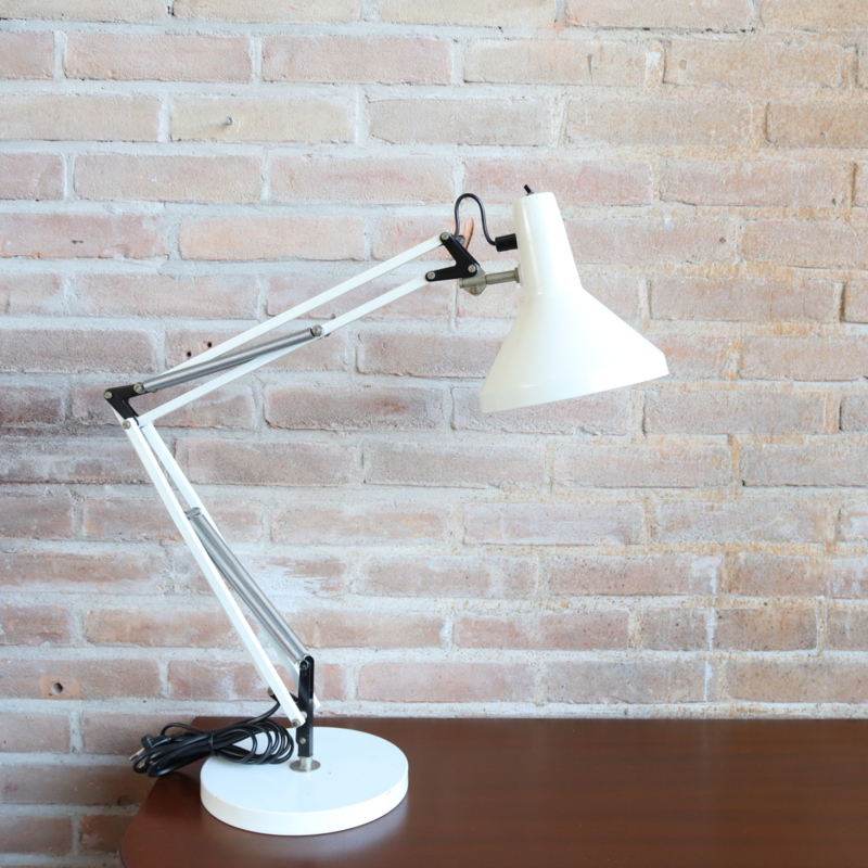 Vintage Hala Zeist architecten lamp