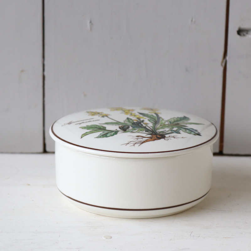 Bakje met deksel villeroy & boch botanica