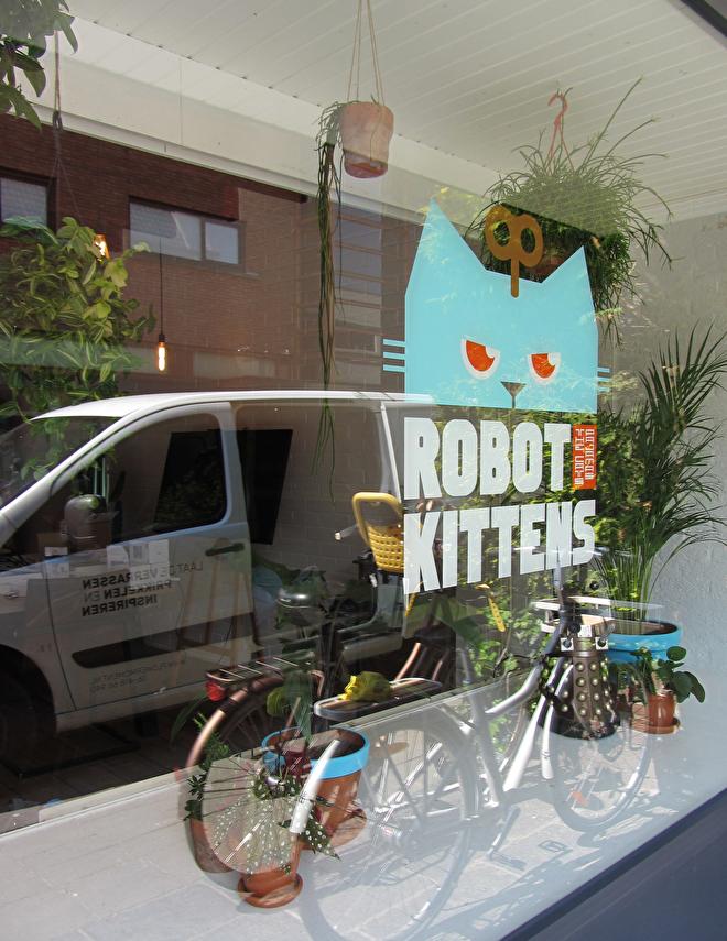 robot kittens interieur advies hilversum