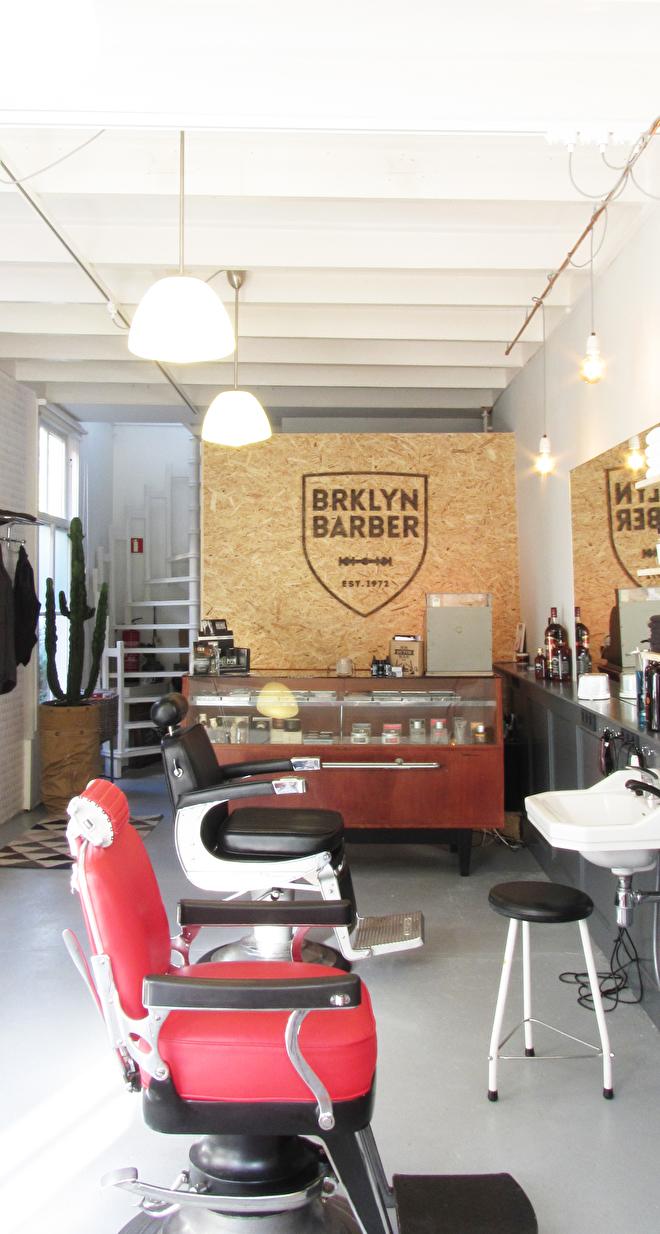 vintage interieurstyling barbershop utrecht