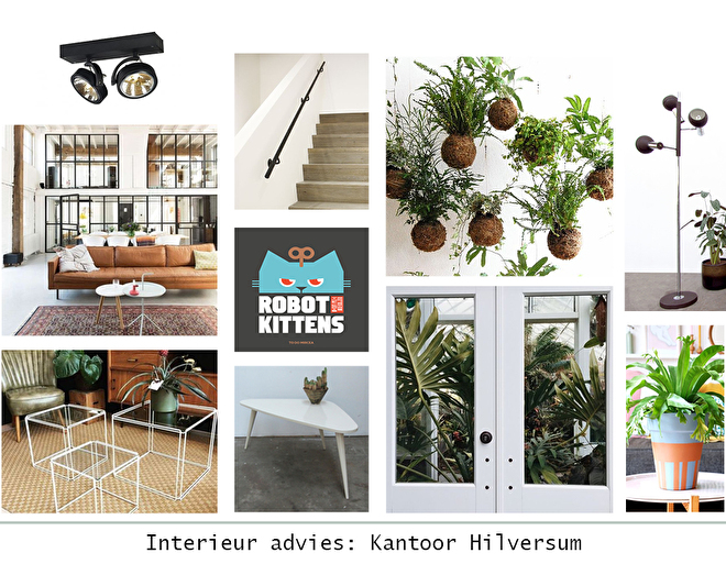 interieuradvies vintage kantoor creatief huiskamer in het gooi hilversum
