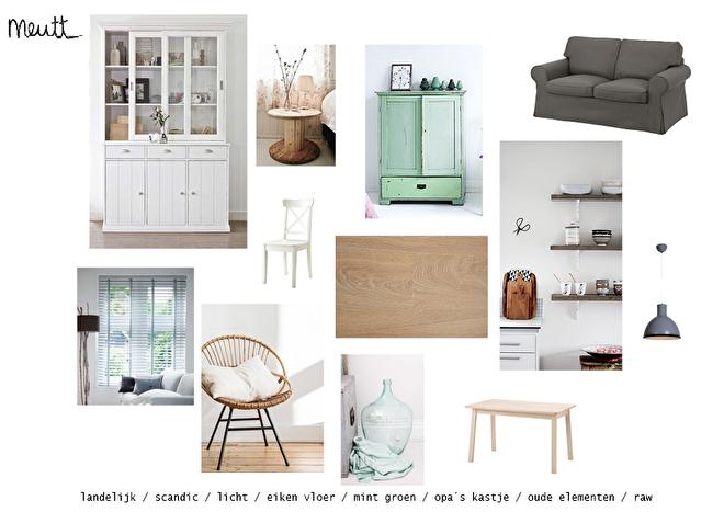 Interieuradvies appartement Scandinavisch stijl