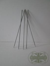 Sokkenbreinaald set van 5, 18 cm