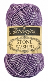 Stonewashed color 811 Deep Amethyst