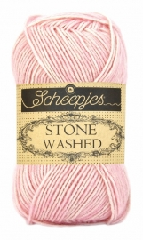 Stonewashed color 820  Rose Quartz