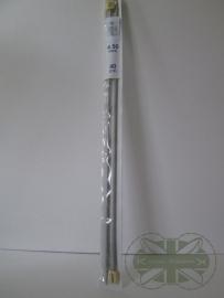 Breinaalden 40 cm, 4,5 mm