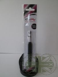 KnitPro haaknaald alu softgrip 30816  4.5 mm