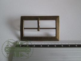 Gesp geel brons / 50