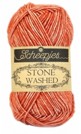Stonewashed color 816 Coral