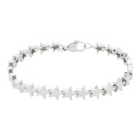 armband rome zilver