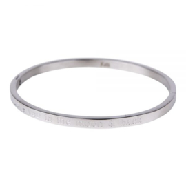 Bangle 2111 love you to the moon and back