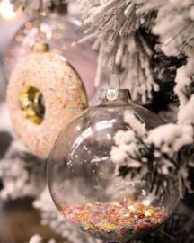 christmas confetti bal