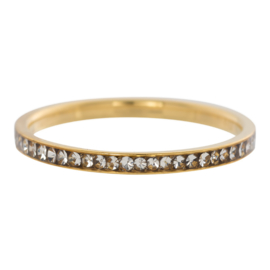 ixxxi Zirconia cristal (goud)