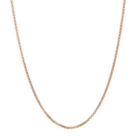 ixxxi collier rose 80 cm