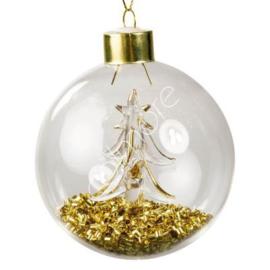 christmas ball & tree