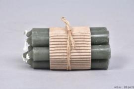 kaarsen army green 12cm