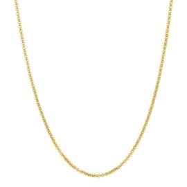 ixxxi collier goud 80 cm