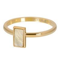ixxxi yellow shell stone goud