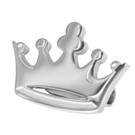 ixxxi Crown Brooch Small Zilver