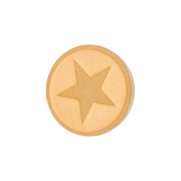Top Part Star (goud)