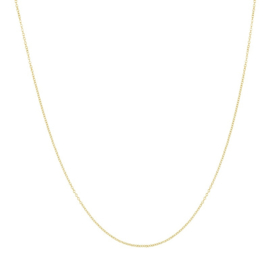 ixxxi collier goud 1 mm 40 cm