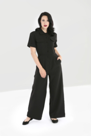 Hell Bunny Abyss Boiler suit