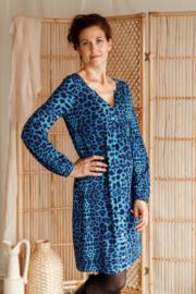 Tante Betsy  Tunic Dress Leo Blue