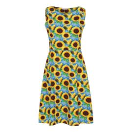 Dazzle Me Zonnebloemen jurk