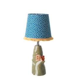 Rice Ceramic Lamp Eekhoorn Small