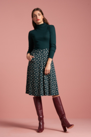 King Louie Sofia Midi Skirt  Birdie