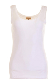 Basic top Roma Offwhite
