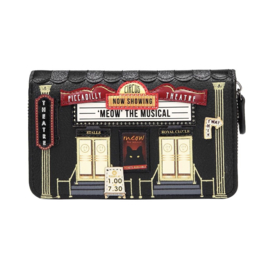 Vendula Picadilly Theatre  Ziparound Wallet