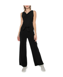Zip73 Eco Jumpsuit Zwart
