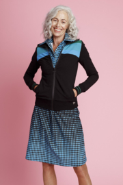 Tante Betsy Sporty Jacket Multi Black