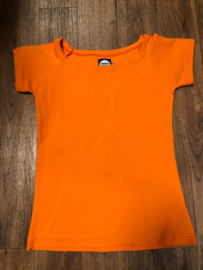 SoMuch Basis Shirt oranje