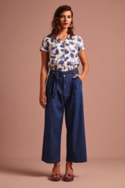 King Louie Ava Pants Chambray