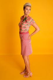 Margot blouse Petra Pink