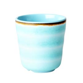 Rice Beker Blauw