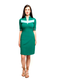 Tante Betsy Daphne Solid Green