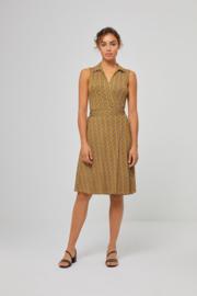 Surkana Crossed non sleeve dress